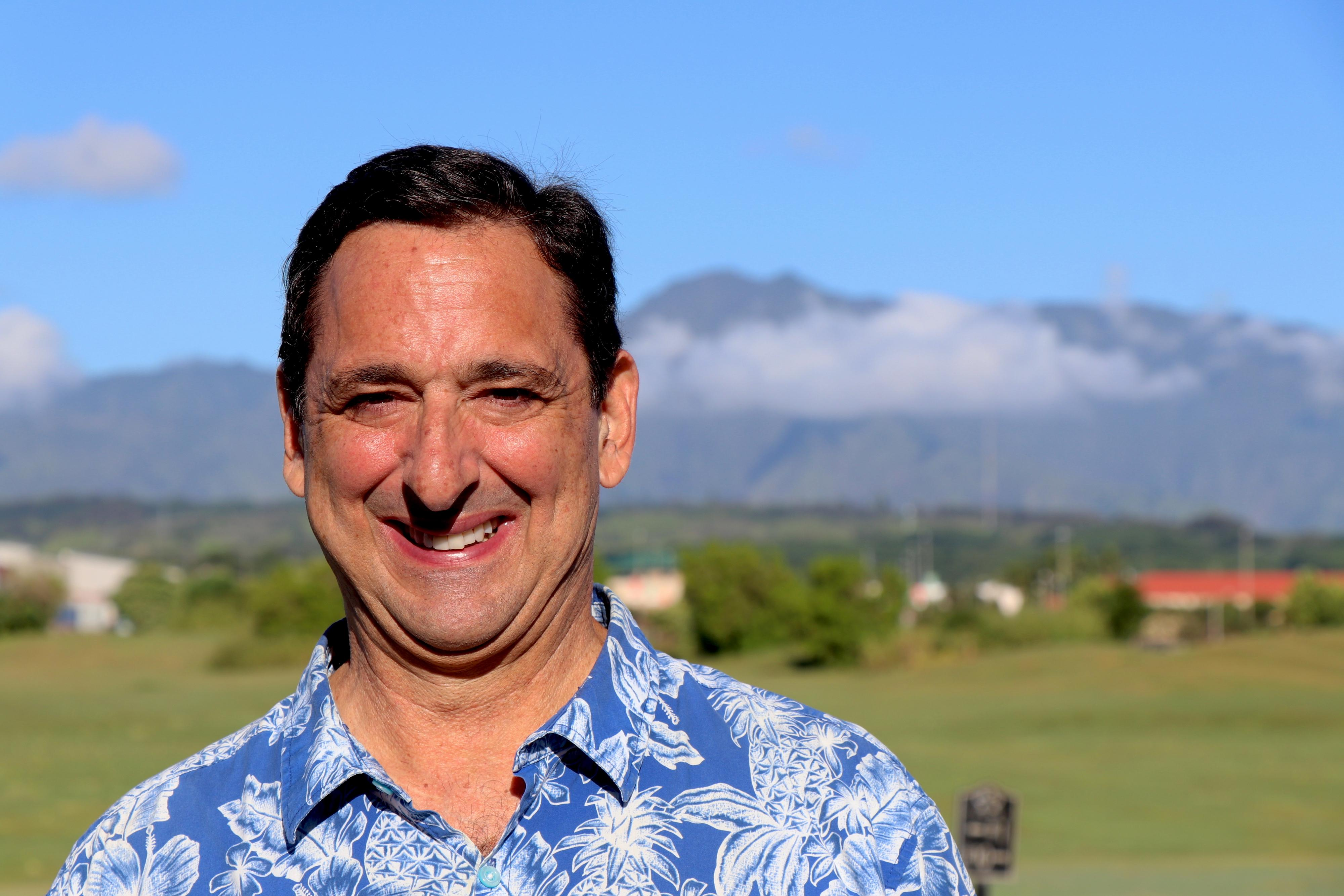 Fran Roach, Aloha Golf Group President